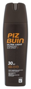 PIZ BUIN In Sun SPF30 (U) Spray do opalania ciała 200ml