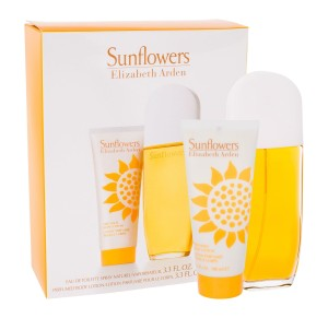 Zestaw Elizabeth Arden Sunflowers (W) edt 100ml + balsam 100ml