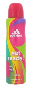 Adidas Get Ready! For Her 48h (W) Antyperspirant 150ml