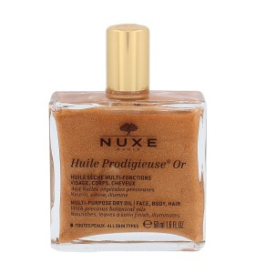 NUXE Huile Prodigieuse Or Multi-Purpose Shimmering Dry Oil W Olejek do ciała 50ml