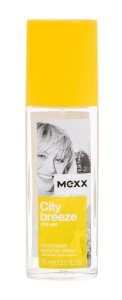 Mexx City Breeze For Her (W) Dezodorant 75ml