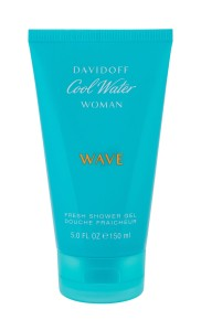 Davidoff Cool Water Wave Woman (W) Żel pod prysznic 150ml