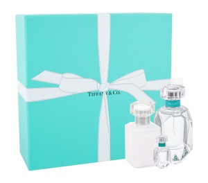 Zestaw Tiffany & Co. Tiffany & Co. (W) edp 75ml + edp 5ml + mleczko 100ml