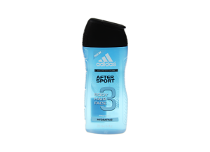 Adidas After Sport (M) żel pod prysznic 250ml