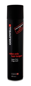 Goldwell Salon Only Super Firm Mega Hold (W) Lakier do włosów 600ml