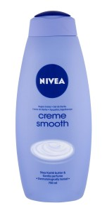 Nivea Creme Smooth W Krem pod prysznic 750ml