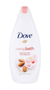 Dove Purely Pampering Almond Cream W Pianka do kąpieli 500ml