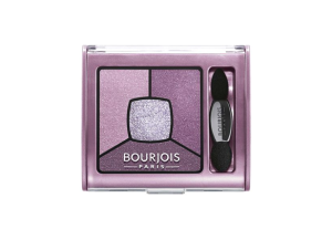 Bourjois Smoky Stories Quad Eyeshadow Palette 3.2g - 07 In Mauve Again