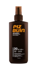 PIZ BUIN Allergy Sun Sensitive Skin Spray SPF30 W Preparat do opalania ciała 200ml