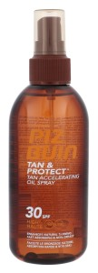 PIZ BUIN Tan & Protect Tan Accelerating Oil Spray SPF30 W Preparat do opalania ciała 150ml