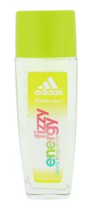 Adidas Fizzy Energy For Women 24h W Dezodorant 75ml