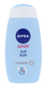 Nivea Baby Soft Bath K Pianka do kąpieli 500ml