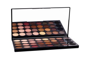 Makeup Revolution London Ultra Eyeshadows Palette Flawless W Cienie do powiek 16g
