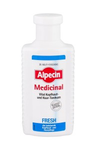 Alpecin Medicinal Fresh Scalp And Hair Tonic U Olejek i serum do włosów 200ml