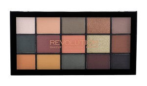 Makeup Revolution London Re-Loaded Palette Iconic Division Cienie do powiek 17,1g