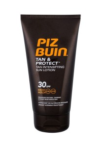 PIZ BUIN Tan & Protect Tan Intensifying Sun Lotion SPF30 W Preparat do opalania ciała 150ml