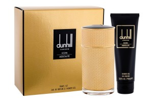 Zestaw Dunhill Icon Absolute (M) edp 100ml + żel 90ml