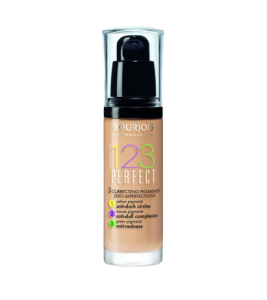 Bourjois 123 Perfect Foundation 30ml - 53 Light Beige