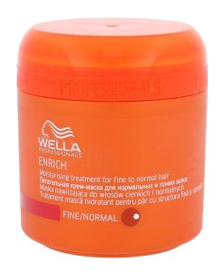 Wella Enrich Normal Hair Maska do włosów 150ml