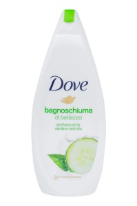 Dove Go Fresh Cucumber Pianka do kąpieli 700ml