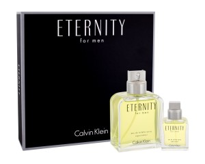 Zestaw Calvin Klein Eternity For Men (M) edt 200ml + edt 30ml