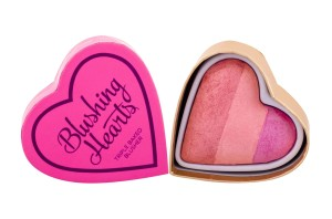 Makeup Revolution London I Heart Makeup Blushing Hearts Róż 10g Candy Queen Of Hearts