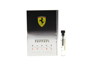 Próbka Ferrari Black Shine (M) edt 1.9ml
