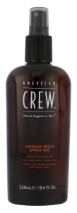 American Crew Classic Medium Hold Spray Gel M Żel do włosów 250ml