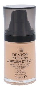 Revlon Photoready Airbrush Effect SPF20 Podkład 30ml 003 Shell