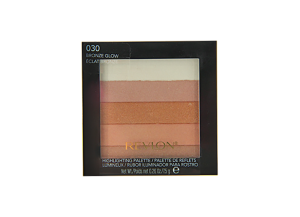 Revlon Highlighting Palette Rozświetlacz 7,5g - 030 Bronze Glow