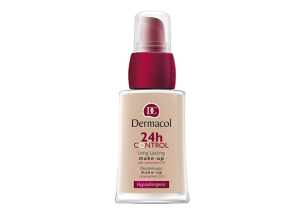 Dermacol 24H Control Make-up Podkład z Koenzymem Q10  30ml - 01