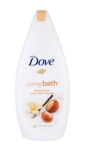 Dove Purely Pampering Shea Butter Pianka do kąpieli 500ml