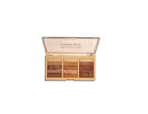 Makeup Revolution London Shimmer Brick W Rozświetlacz 12g
