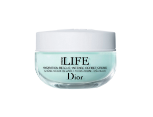 Flakon Christian Dior Hydra Life Hydration Rescue Intense Sorbet Creme Krem do twarzy na dzień 50ml