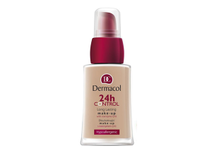 Dermacol 24H Control Make-up Podkład z Koenzymem Q10  30ml - 03
