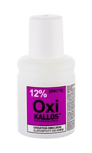 Kallos Cosmetics Oxi Emulsja do farb do włosów 60ml
