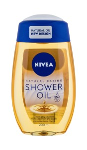Nivea Natural Oil W Olejek pod prysznic 200ml