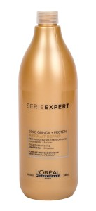 L´Oréal Professionnel Série Expert Absolut Repair Gold Quinoa + Protein Instant Resurfacing Odżywka 1000ml