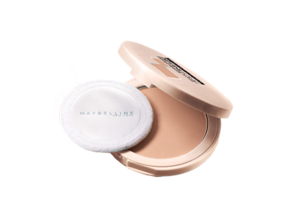 Maybelline Affinitone Puder do twarzy 9g - 03 Light Sand Beige
