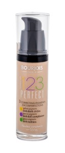 BOURJOIS Paris 123 Perfect W Podkład 30ml 52 Vanille