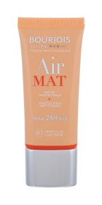 BOURJOIS Paris Air Mat SPF10 W Podkład 30ml 03 Light Beige