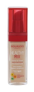 BOURJOIS Paris Healthy Mix Anti-Fatigue Foundation Podkład 30ml 52 Vanilla