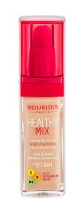 BOURJOIS Paris Healthy Mix Anti-Fatigue Foundation W Podkład 30ml 50 Rose Ivory
