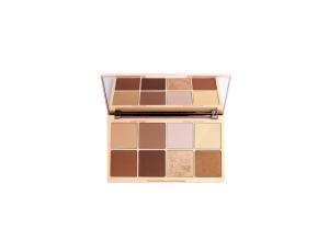 Makeup Revolution London Roxxsaurus Highlight & Contour Paleta do konturowania 20g
