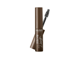 BOURJOIS Paris Brow Design Tusz do brwi 5ml - 002 Chatain