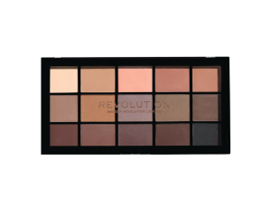 MAKEUP REVOLUTION Re Loaded Paleta 15 Cieni Do Powiek - Basic Mattes