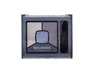 BOURJOIS Smoky Stories Quad Eyeshadow Palette Cienie do powiek 3,2g 08 Ocean Obsession