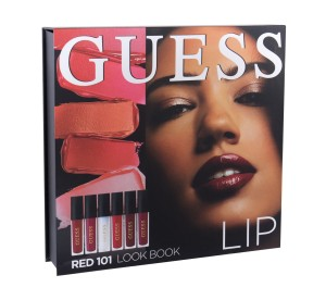 GUESS Look Book Lip W Pomadka 4ml 101 Red