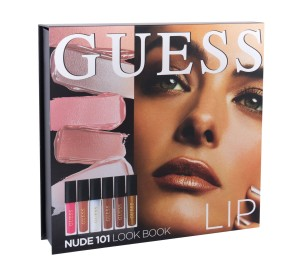 GUESS Look Book Lip W Pomadka 4ml 101 Nude