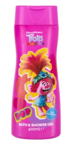 DreamWorks Trolls World Tour K Żel pod prysznic 400ml